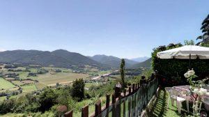 Weekend a Monteleone di Spoleto panorama